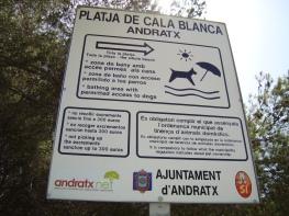 Playa Cala Blava Andratx PICTURE CREDIT CHRISTINA KASTIN